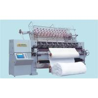 Buy cheap High speed computerized multi-needle shuttle quilting machine from wholesalers