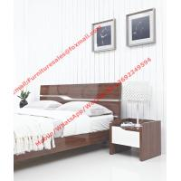 Buy cheap Concise design bedroom furniture by KD headboard and bed slat for mattress product