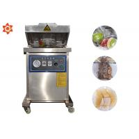 Buy cheap 385mm Seal Distance Vegetable Vacuum Packing Machine 20m³/H Pumping Speed from wholesalers