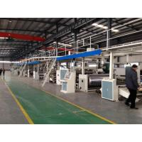 Buy cheap Seven Layer Corrugated Cardboard Making Machine Production Line 5 PLY-200-1800 Type from wholesalers