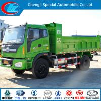 Buy cheap Foton Euro III Tipper Truck with Fast 10js90A Gear Box (CLW3900) from wholesalers