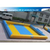 Buy cheap Colorful Pvc Material Square Kids Inflatable Swimming Pools CE RoHS Certification product