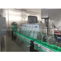 Buy cheap Fully Automatic Carbonated Drink Production Line Energy Drink Glass Bottle Filling Machine Manufacturer from wholesalers