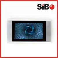Buy cheap 7 Wall Mounting Industrial Grade Aluminum Android Tablet For Meeting Room Booking from wholesalers