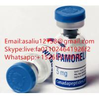 Buy cheap High Purity Raw Steroid Powder IPAMORELIN HGH Hormone Peptide Gonadorelin Injection from wholesalers