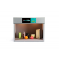 Buy cheap B6006 Metal color assessment cabinet with D65/TL84/TL83/CWF/UV/F color light box used in plastic,ink,comestic,printing from wholesalers
