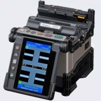 Buy cheap 15m/S Fujikura 70s Fusion Splicer With CT50 Cleaver Battery / Cord product