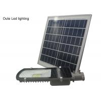 Buy cheap Commercial Integrated Solar LED Street Light With Lithium Iron Phosphate Battery product
