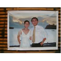 Buy cheap hand-painted custom portrait oil painting from photo product