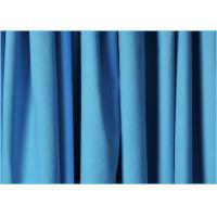 Buy cheap Needle Two Technology One Side Brushed Microfiber Upholstery Fabric / Polyester Microfiber Fabric 1.6m * 170gsm from wholesalers