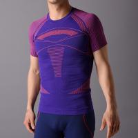 Buy cheap Seamless T-shirt, customized  for party, workout,even office.  XLSC004 from wholesalers