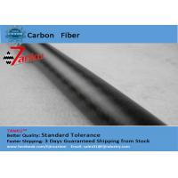 Buy cheap OD20*ID18*500mm carbon fiber tube durable RC UAV Abrasion Resistant from wholesalers