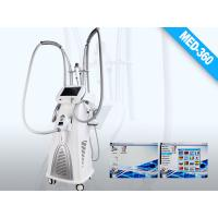 Buy cheap Cellulite Wrinkle Removal RF Vacuum Body Sculpting Machine with 70 Kpa / 700 mbar from wholesalers