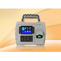 Buy cheap IP65 Fingerprint Time Attendance System device , time attendance clock from wholesalers