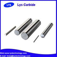 Buy cheap Grounded Tungsten Carbide Welding Rod / Tungsten Carbide Drill Rods / Cemented Carbide Rod For Cutting Tools from wholesalers