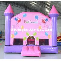 Buy cheap Pvc Lawn Toy Crayon Bounce Inflatable Bouncy Castle with Blower for Children from wholesalers