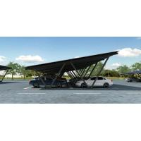 Buy cheap Customized PV Carport Solar Systems Mounting Bracket Open Ground Anti - Corrosion from wholesalers