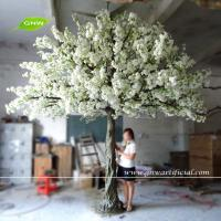 Buy cheap GNW BLS025 GuangZhou Manufactory 4m High Wedding Decking Larger Artificial Cherry Blossom Tree from wholesalers