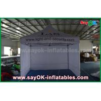 Buy cheap 3 x 3m Aluminum Folding Tent With Three Side Walls Print for Advertising from wholesalers