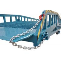 Buy cheap Adjustable Heavy duty Container mobile yard ramp for Loading Cargos from wholesalers