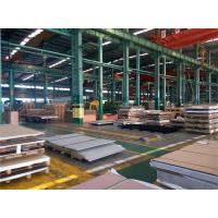 Buy cheap ASTM A240 Heat Resistant Stainless Steel Plate Hot Rolled 253MA / UNS S30815 from wholesalers