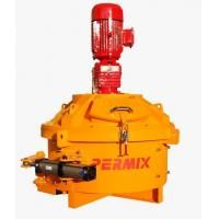 Buy cheap Low Noise 5.5 Kw Planetary Cement Mixer PMC100 Independent Operation from wholesalers