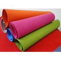 Buy cheap All Colours of 100% Wool Felt Sheet product