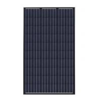 Buy cheap Black Frame 250W Monocrystalline Solar Panel For Roof System Waterproof Pump from wholesalers