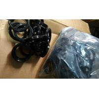 Buy cheap Black NBR O Ring , 8-12Mpa Silicone Rubber Washers for Industrial Seal from wholesalers