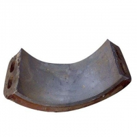 Buy cheap Grinding Mill Bearing Tile ISO9901:2000 Castings And Forgings from wholesalers
