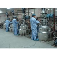 Buy cheap Semi - Automatic Liquid Liquid Soap Production Line ISO9001 Certification product