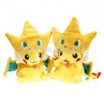 Buy cheap 2015 New 25cm Pokemon Pikachu Cosplay Charmander Brinquedo Plush Toys Fashion Cartoon from wholesalers
