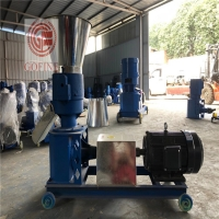 Buy cheap Corn 400kg/H Husbandry Poultry Feed Pellet Machine from wholesalers