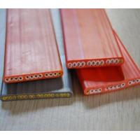 Buy cheap Industrial Soft Flexible Flat Cable With PVC Jacket Heat Resistant from wholesalers