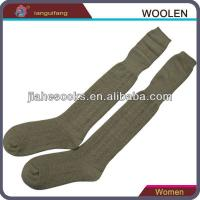 Buy cheap Knee high wool socks for women fashion stocking from wholesalers