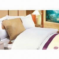 Buy cheap 100% Cotton Five Star Hotel Bedding Set, Available in All Colors and Weights from wholesalers