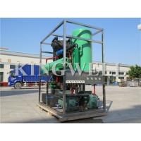 Buy cheap Professional 10 Ton Tube Ice Making Machine Bitzer Compressor 50HZ from wholesalers