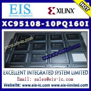 Buy cheap XC95108-10PQ160I - XILINX - IC CPLD 108MC 10NS 160PQFP product