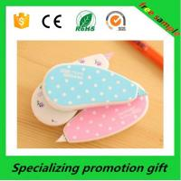 Buy cheap Professional Promotional Stationery highlighter plastic correction tape from wholesalers