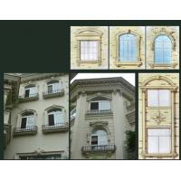 2014 high quality waterproof exterior window grc moulding 99876590