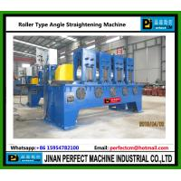 Buy cheap Roller Type Angle Straightening Machine China Supplier for Tower Fabrication Machines from wholesalers