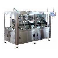 Buy cheap Monoblock Fully Automatic Filling Machine 100mm - 180mm Can Height from wholesalers