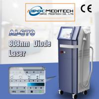 Buy cheap best-selling best price permanent pain free fast professional 808nm diode laser from wholesalers