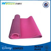 Buy cheap Extra Wide Custom Yoga Mats Eco Friendly Biodegradable Colorful Digital Printed from wholesalers