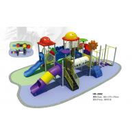 Buy cheap Hot Sale Different Size Children Theme Park Children Outdoor Backyard Playground Equipment from wholesalers