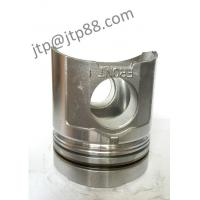 Buy cheap Aluminum Diesel Engine Piston For Komatsu S6D125 Piston 6152-32-2510 from wholesalers