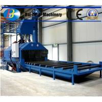 Buy cheap High Efficiency Wheel Blasting Machine Improves Anti Fatigue Performance from wholesalers