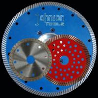 """China 4""""-14"""" General Purpose Saw Blades with Turbo Segment on sale"""