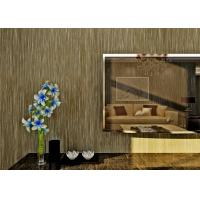 Buy cheap Coffee Durable Modern Wallpaper For Bedrooms , Hotel Modern Wall Covering from wholesalers