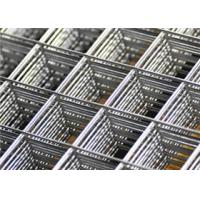 Buy cheap Galvanized Wire Welded Fence Panel 2 × 6 feet for Radiant Floor Heating System from wholesalers